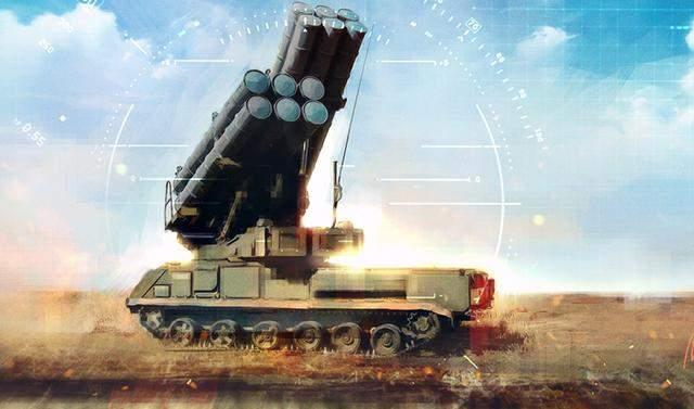 Россия усилит свою армию на западе новейшими «Буками»