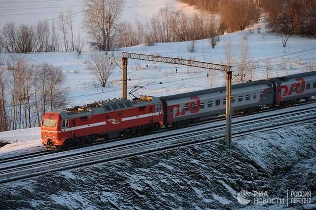 Россия пустила все поезда в обход Украины