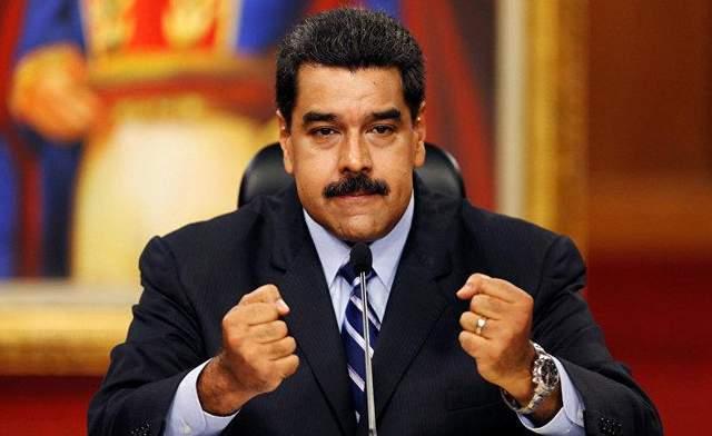 Мадуро отстранил от президентских выборов в Венесуэле оппозиционные партии