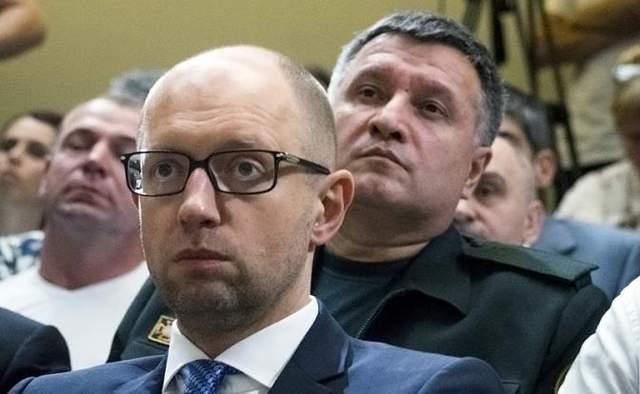 Авакова и Яценюка вызывают в суд по делу о госизмене Януковича