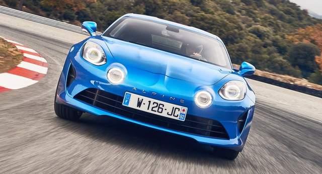 Renault планирует выпустить более мощную версию Alpine