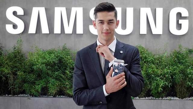 Компания Samsung разработала оригинальный способ для подзарядки смартфона