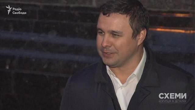 Как депутат Микитась объяснил цель визита в Администрацию Президента