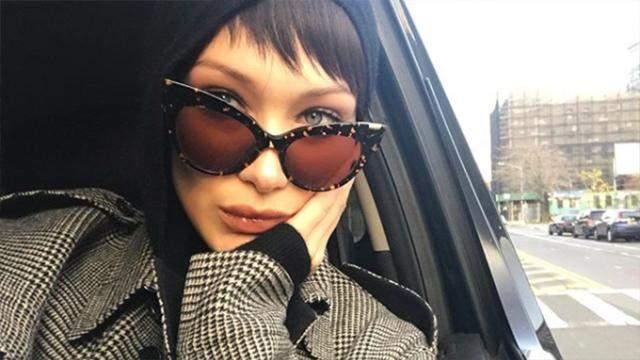 Белла Хадид украсила обложку корейского Vogue: фото