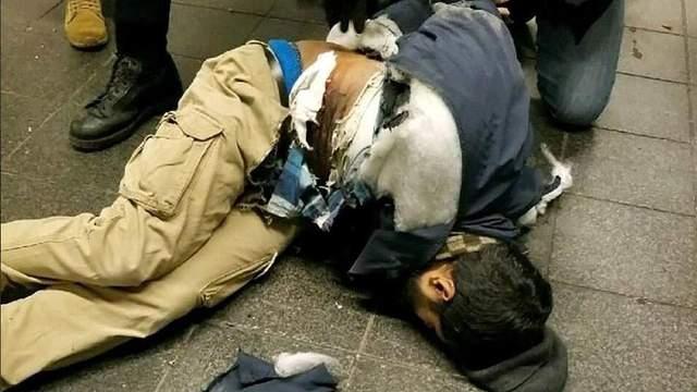 Полиция установила личность подозреваемого во взрыве в Нью-Йорке: фото