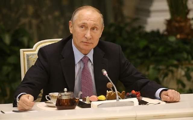 Карикатурист пошутил над «праздничным» заявлением Путина