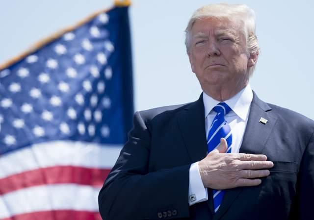 Обещания Трампа: что так и не выполнил за год лидер США