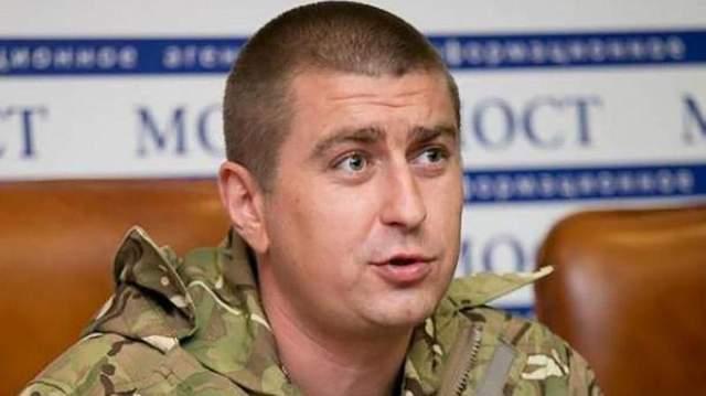 Ветераны АТО восстали против экс-бойца «Правого сектора»