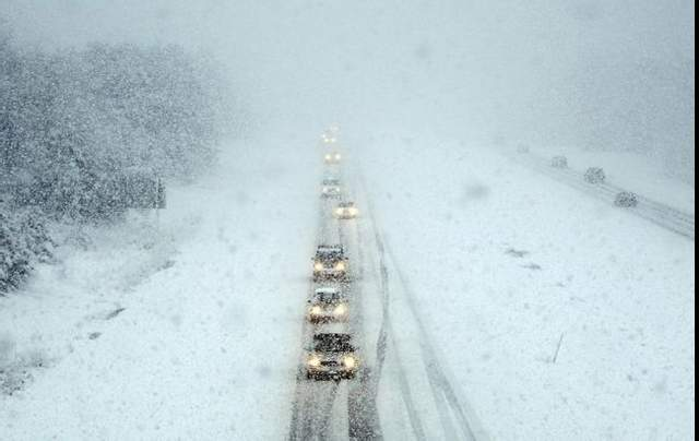 Непогода в Украине: какова ситуация на дорогах