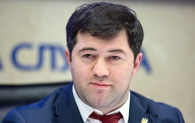 Минфин требует от Кабинета министров уволить Насирова