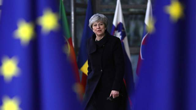 Палата общин Великобритании приняла закон о Brexit