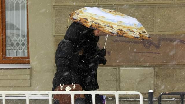 Погода на 19 января: Крещение будет теплым и со снегом