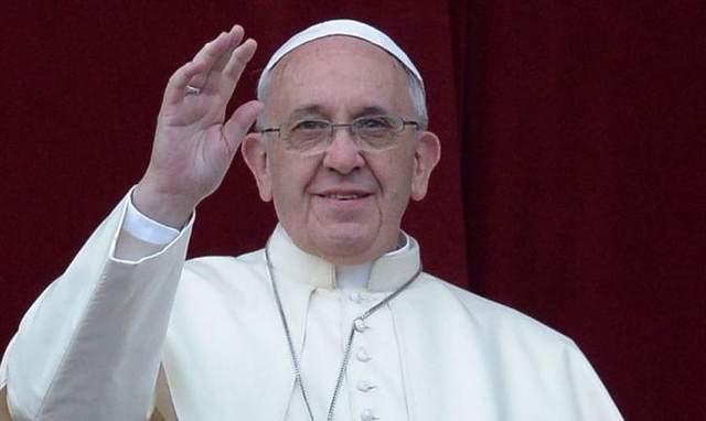 Папа Римский призвал бороться с коррупцией