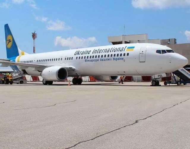 Самолет с украинцами, которые не могли вернуться на родину, вылетел из Египта