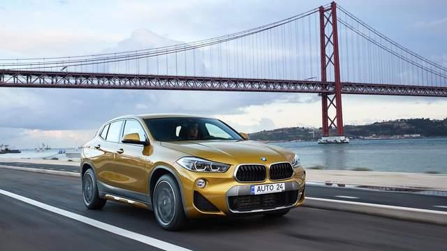 Обречен быть модным: тест-драйв BMW X2 от Авто 24