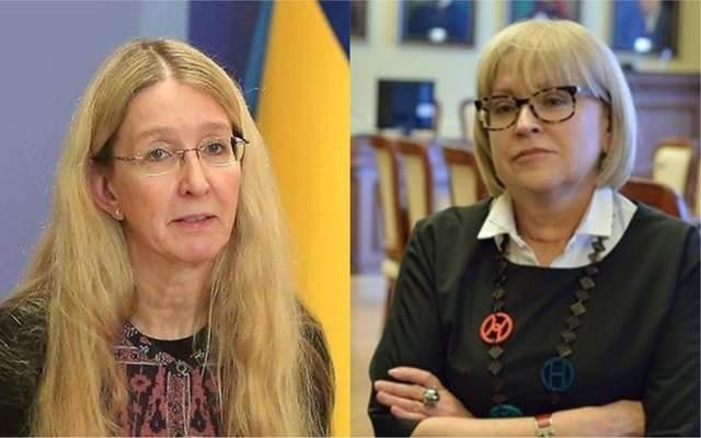 Супрун прокомментировала отстранение ректора медуниверситета Амосовой