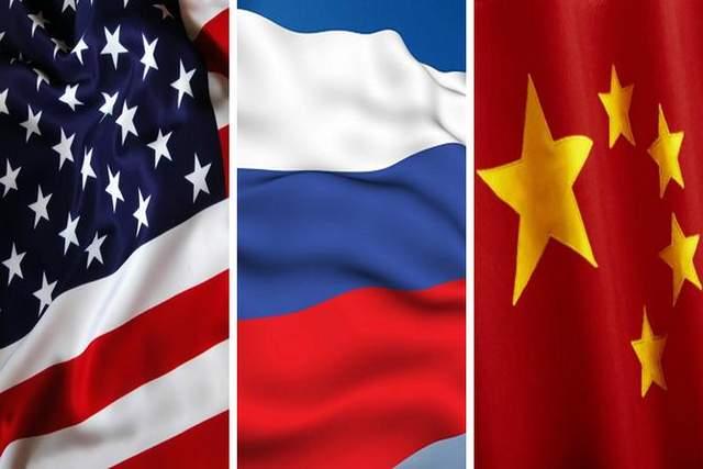 Разведчики США предупредили о последствиях гонки вооружений США, России и Китая