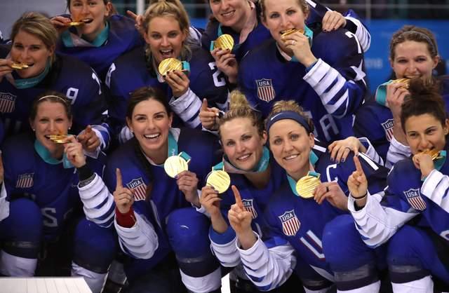 Исторический триумф: как хоккейная сборная США 20 лет шла к победе на Олимпиаде-2018
