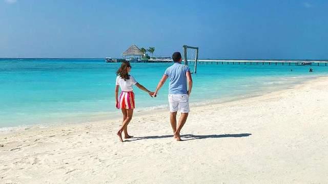 Ведущий шоу «Холостяк» Григорий Решетник показал семейный отдых на Мальдивах: роскошные фото