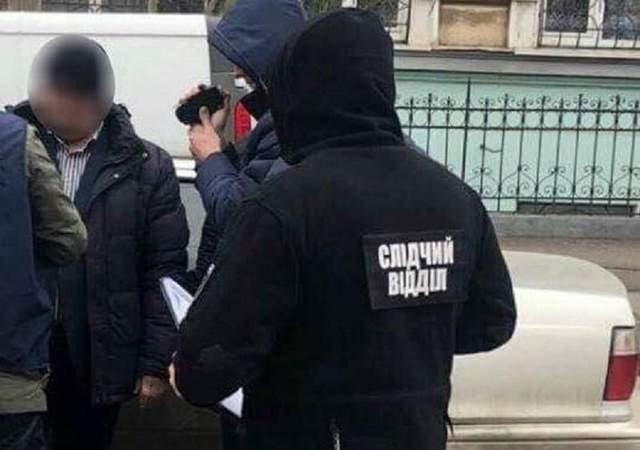 На солидной взятке погорел один из топ-аудиторов Украины