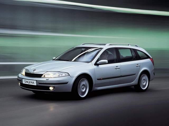 Renault Laguna «на бляхах»: стоит ли брать