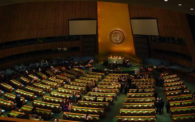 Война в Сирии: Совбез ООН принял резолюцию