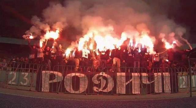 Фанаты Динамо просят ФФУ помочь запретить флаги «ДНР / ЛНР» со стороны УЕФА и ФИФА
