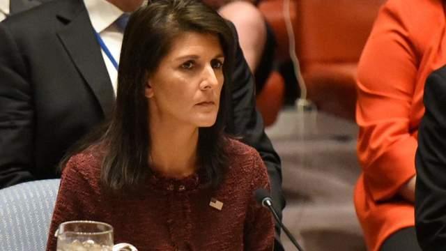 ООН просто смотрела, когда Россия вторглась в Украину, – Никки Хейли