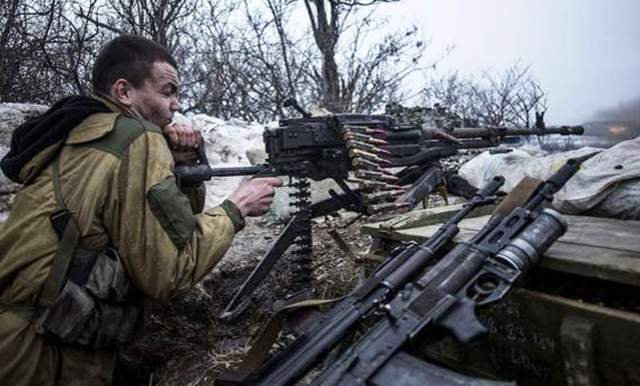 Пророссийские боевики на Донбассе совершили безумное количество обстрелов из запрещенного оружия
