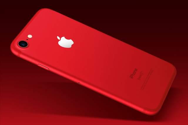 С сегодняшнего дня стартуют продажи iPhone 8 и iPhone 8 Plus в красном цвете, – СМИ