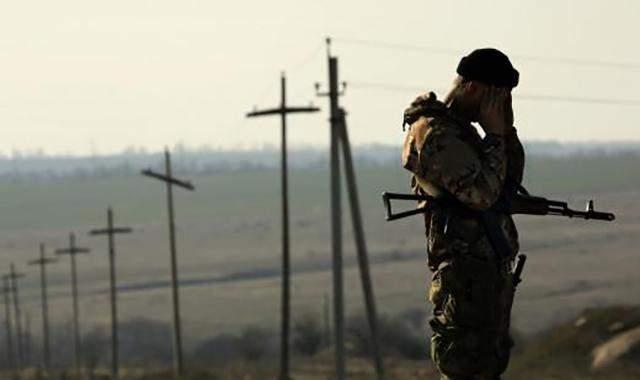 Пророссийские боевики в очередной раз обстреляли позиции ВСУ: есть раненые
