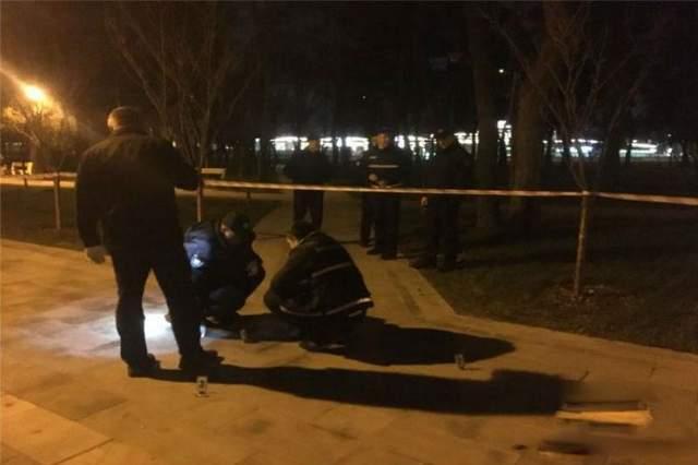 Появилась новая информация относительно кровавой драки в Киеве