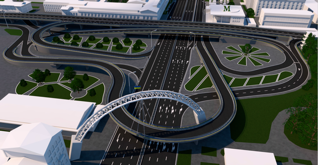 Шулявский мост в Киеве будут ремонтировать полтора года: схема объезда