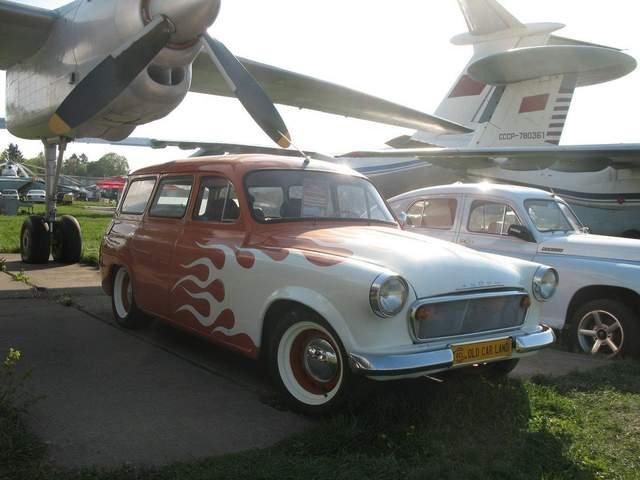 Зачем тюнингуют ретро-автомобили: интерсные примеры
