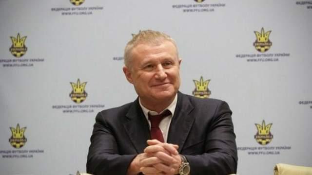 «Рад, что Динамо продолжает работать на будущее украинского футбола», – интервью Григория Суркиса журналу УЕФА
