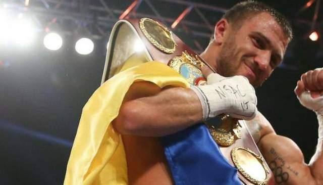 Василий Ломаченко – наилучший боксер планеты по версии телеканала ESPN