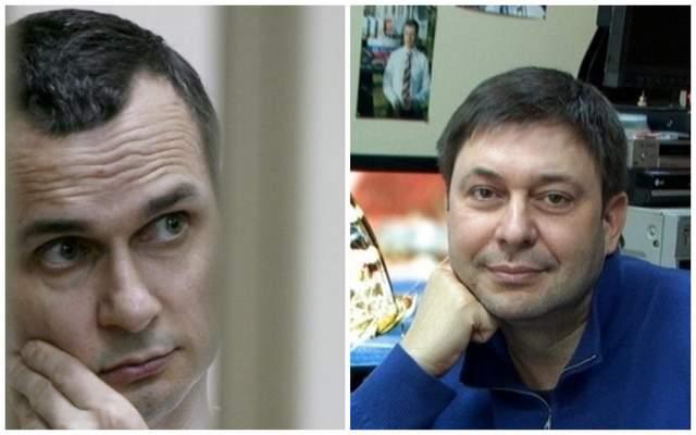 Обмен руководителя «РИА Новости-Украина» на Сенцова в РФ: МИД подчеркивает, что «все возможно»