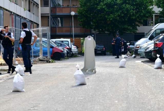 Перестрелка в Марселе: неизвестные открыли огонь из автоматов
