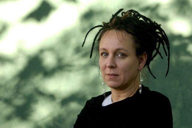 Букеровскую премию получила польская писательница с украинскими корнями Токарчук