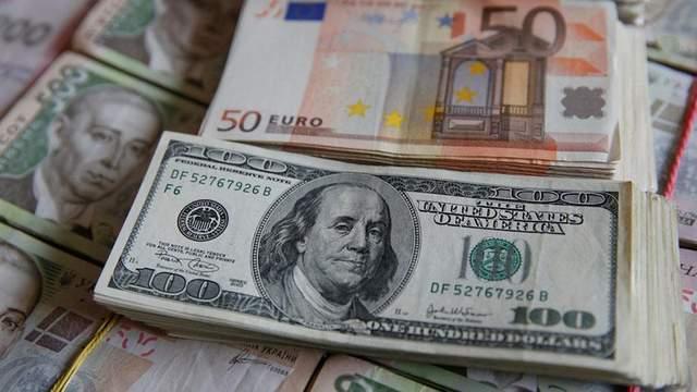 Наличный курс валют на 23 мая: евро снова дешевеет