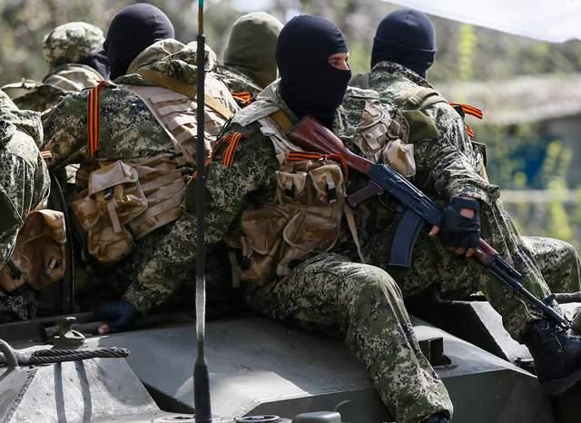 Командиры пророссийских боевиков сеют дезинформацию о «танковом наступлении ВСУ», – Тимчук
