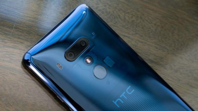 HTC представила «идеальный флагманский смартфон» U12