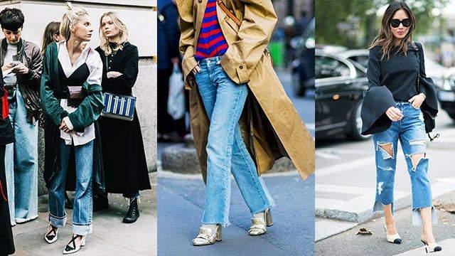С чем носить джинсы: 13 стильных и простых идей в фото