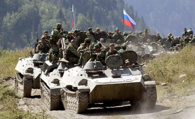 Грузия обвинила Россию в серьезных военных преступлениях и агрессии