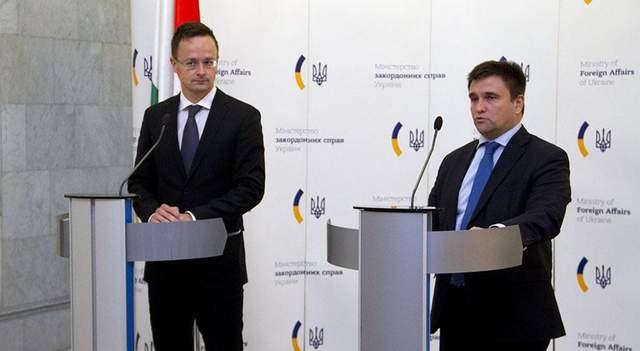 Конфликт Венгрии с Украиной: Сийярто рассказал, чего хочет Будапешт