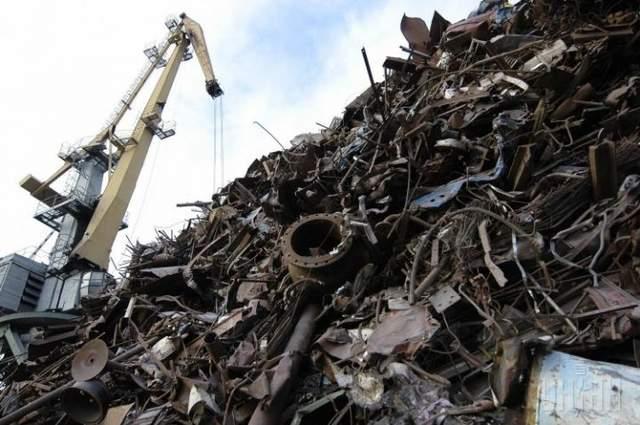 Пошлина на металлолом защитит украинскую экономику – эксперты