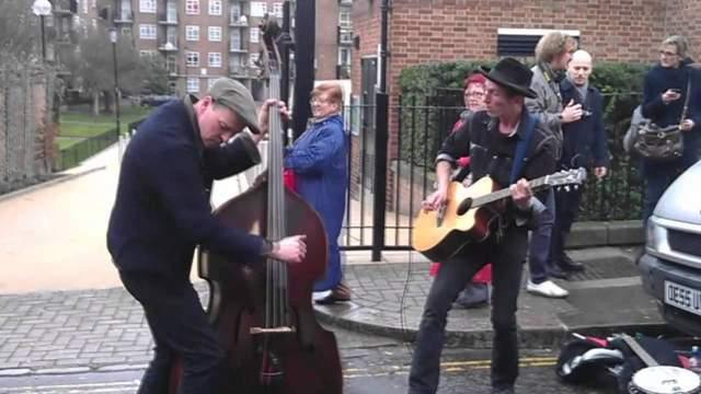 В Лондоне придумали, как увеличить пожертвования талантливым уличным артистам