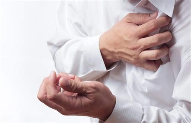 Боль в области сердца отдышка головокружение