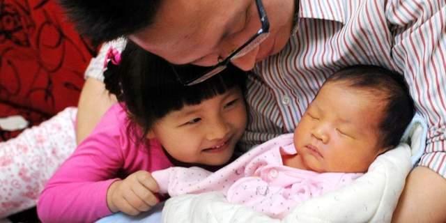 В Китае отменят ограничение на рождаемость