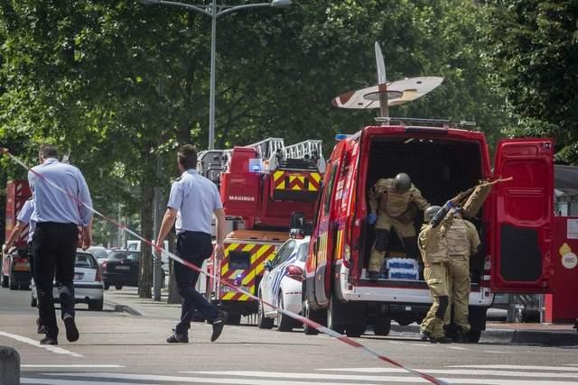 «Исламское государство» взяло ответственность за нападение на полицейских в Бельгии
